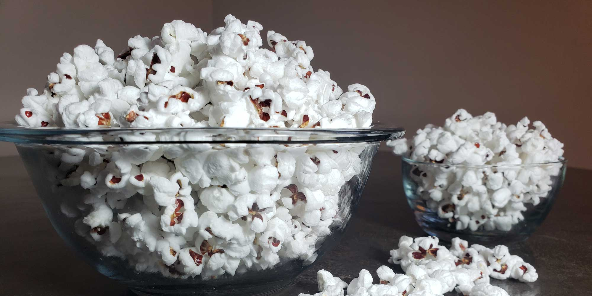 Classic Stovetop Popcorn